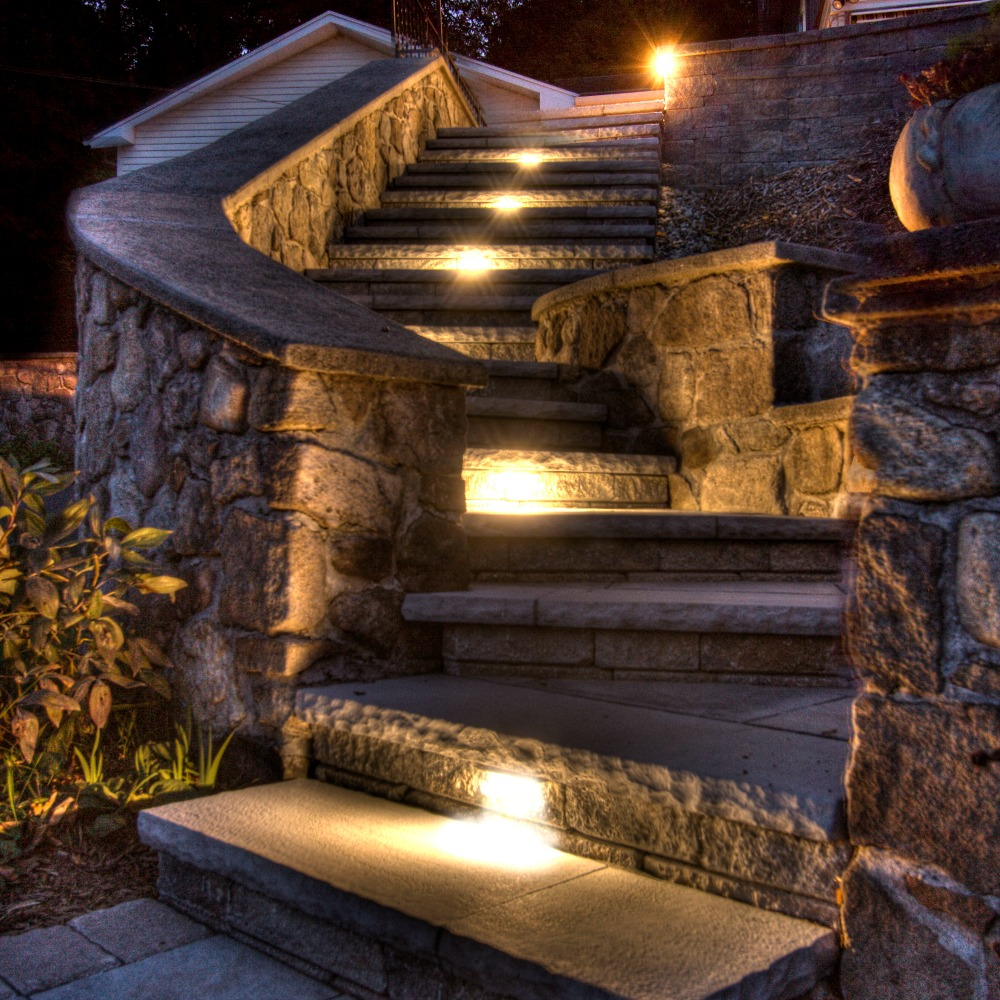 Integral Lighting Step Application