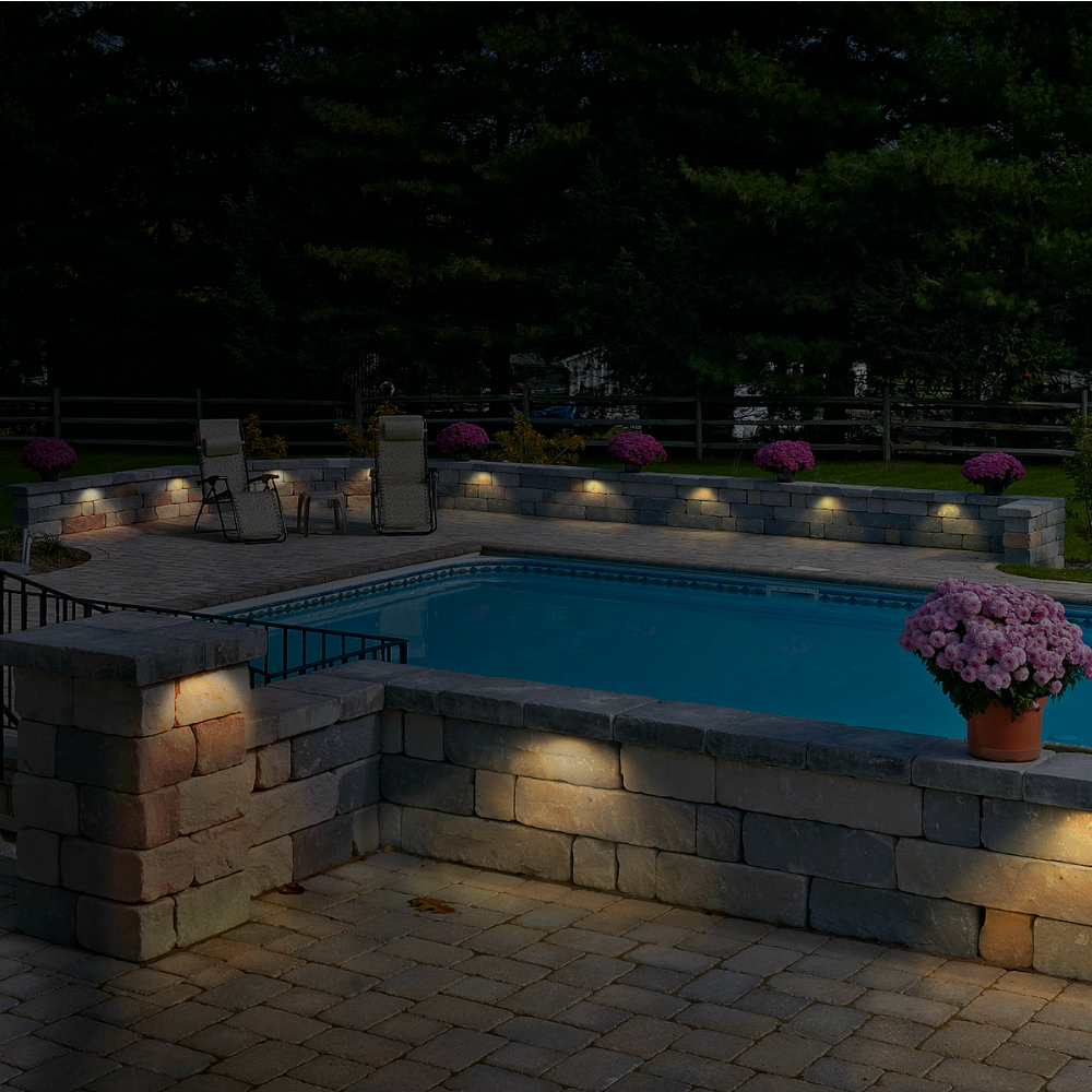 Integral Lighting Pool Lighting