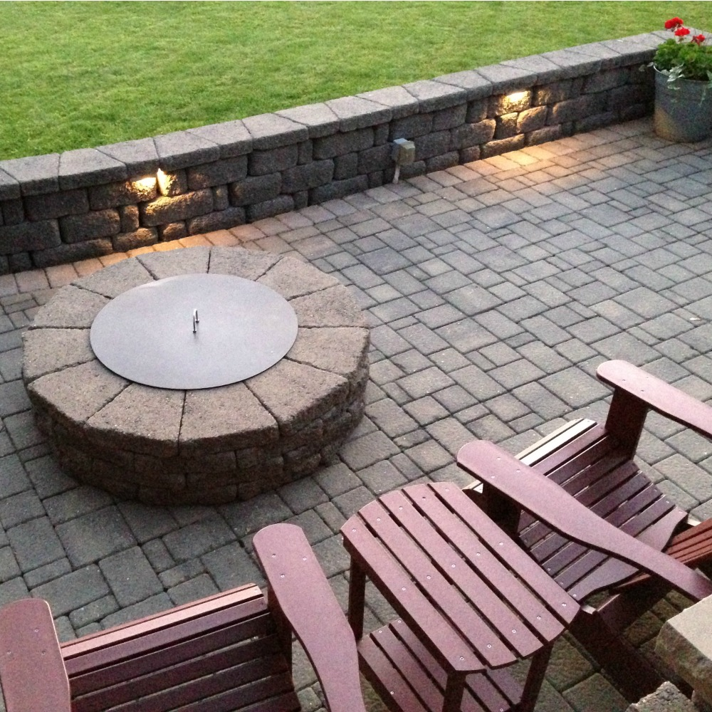 Integral Lighting the Original Hardscape Light