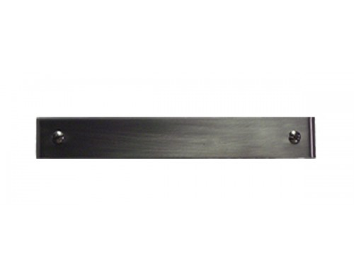 IL6.150 faceplate in Stainless Steel