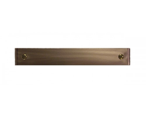 IL6.105 faceplate in Solid Copper