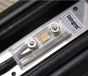 DL3.100.500 LED Deck Lighting Fixture